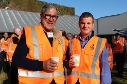 Plant & Food Research in Te Puke